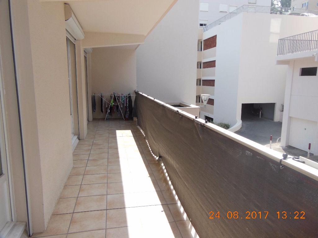 T3 avec terrasse