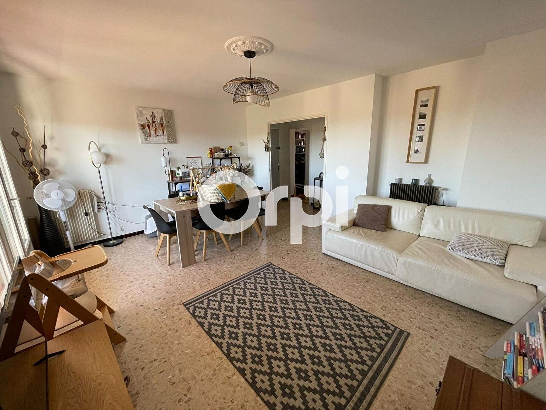 Quartier Font de Fillol à Six Fours- Appartement T3 de 64m² avec balcon et place de parking