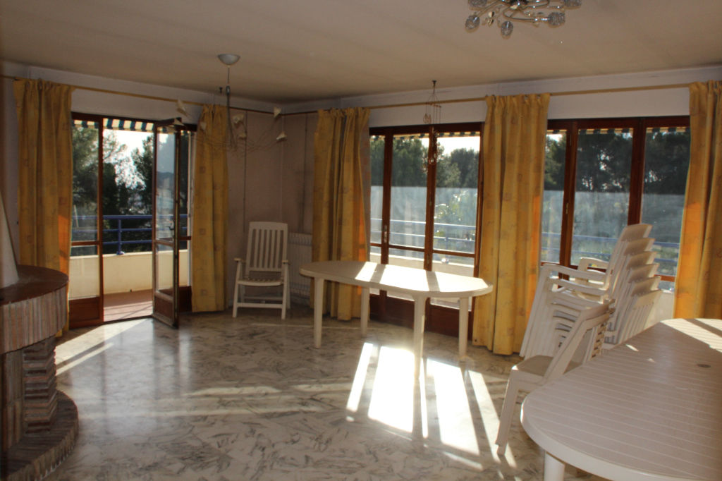 Vente appartement Sanary Sur Mer 4 pièces 100 m² vue mer