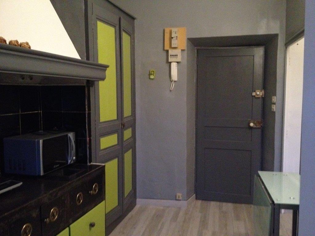 LOCATION Appartement T1 meublé OLLIOULES