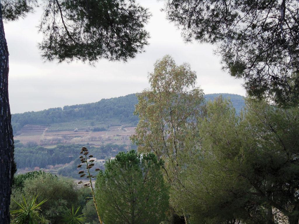 Terrain La Cadiere D Azur 812 m2