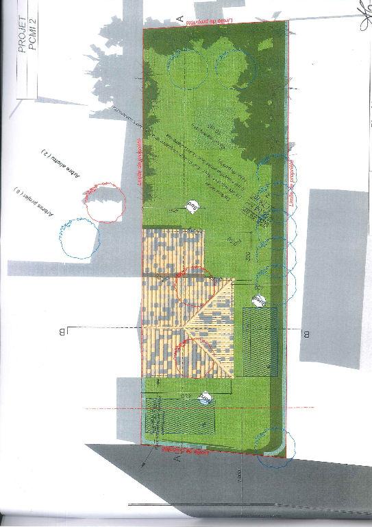 vente Terrain constructible La Garde 330 m² avec permis