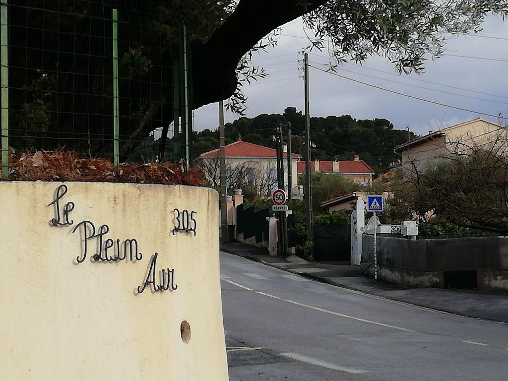 Location appartement T3 à Toulon Ouest - Cave et garage