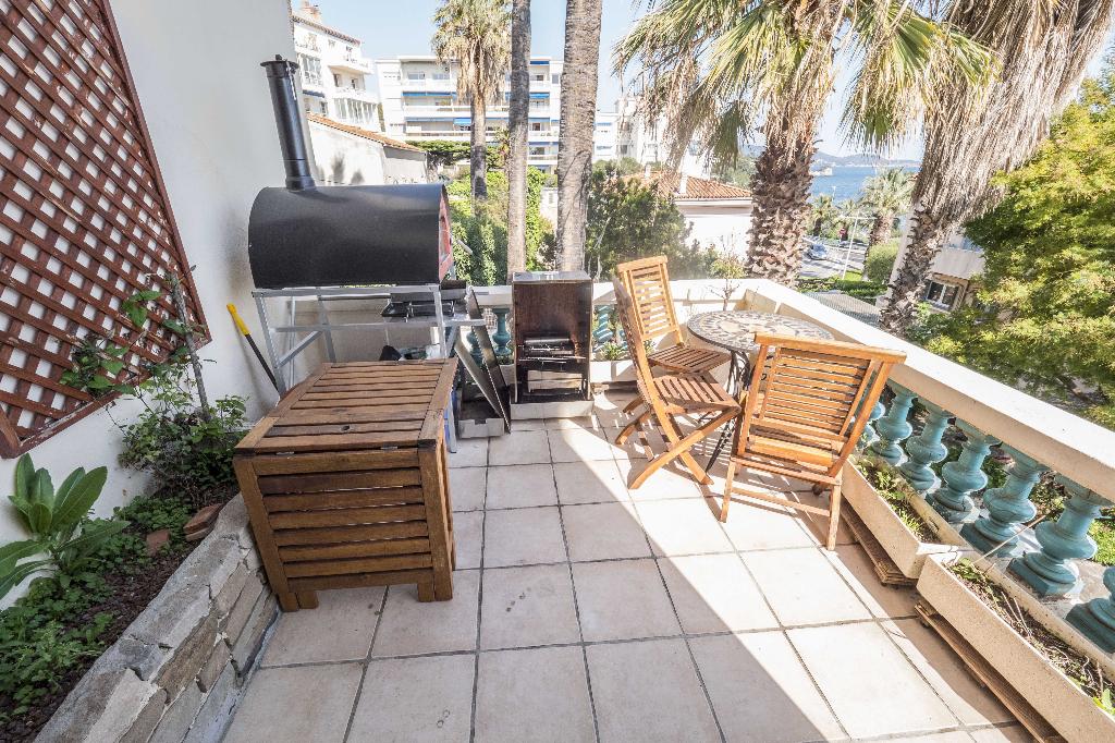 A vendre superbe appartement T4 Toulon Le Mourillon Bien d'exception