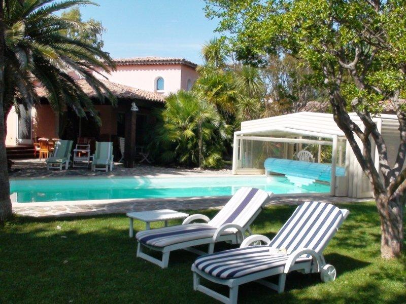 Villa T8 La Crau