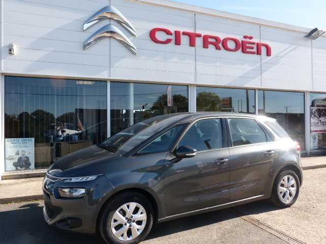 A vendre monospace Citroën C4 Picasso II e-HDi 115 Business à Sainte Sévère sur Indtre .