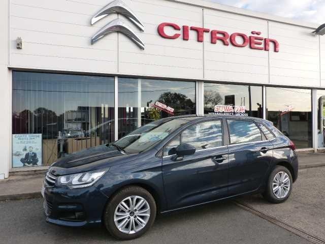 Citroën C4 II PureTech 110 BVM Feel disponible à 20 km de Boussac