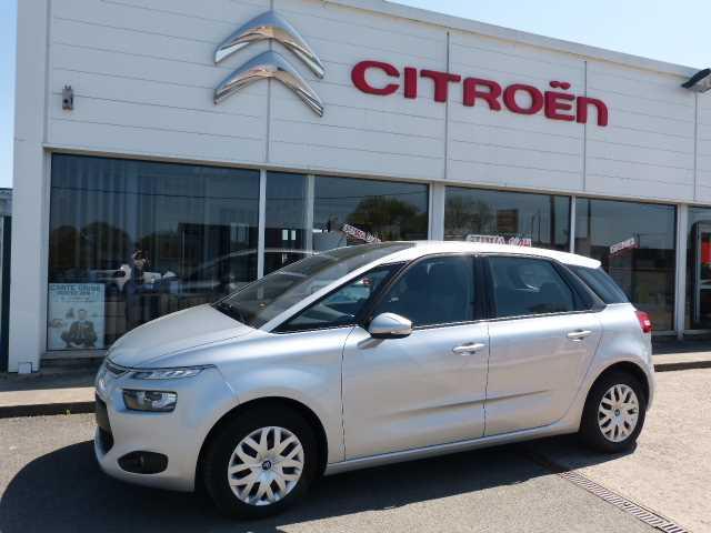 A saisir occasion à 15 kilomètres de La Châtre; Citroën C4 Picasso e-HDi 115 Confort à moins de 12 000 €
