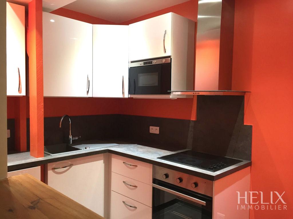 Precioso apartamento de 2 piezas 48 m2 y nueve más cercana RER A