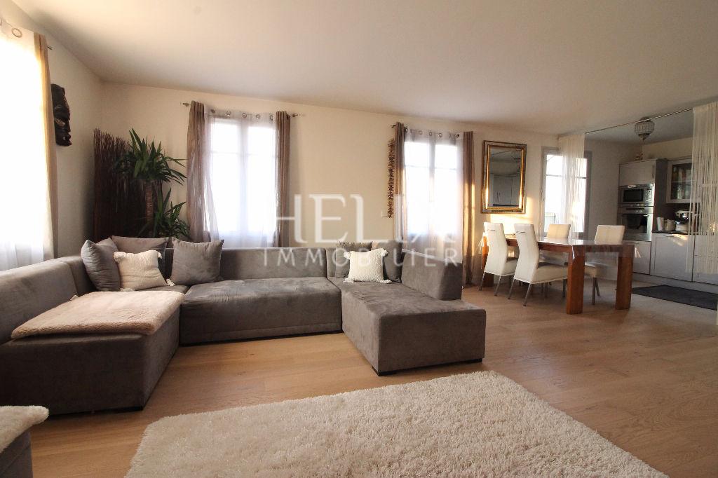 appartement en duplex, Chambourcy