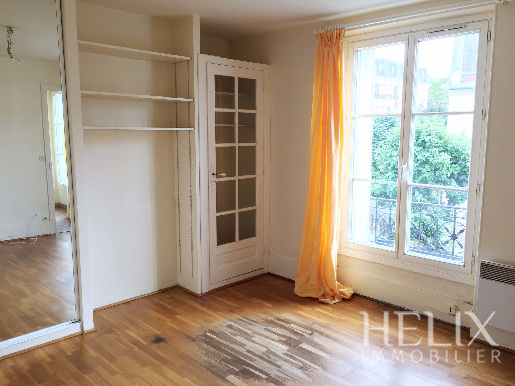 Le Vesinet Centre - Appartement T1 Bis meublé de 28m² plein Sud