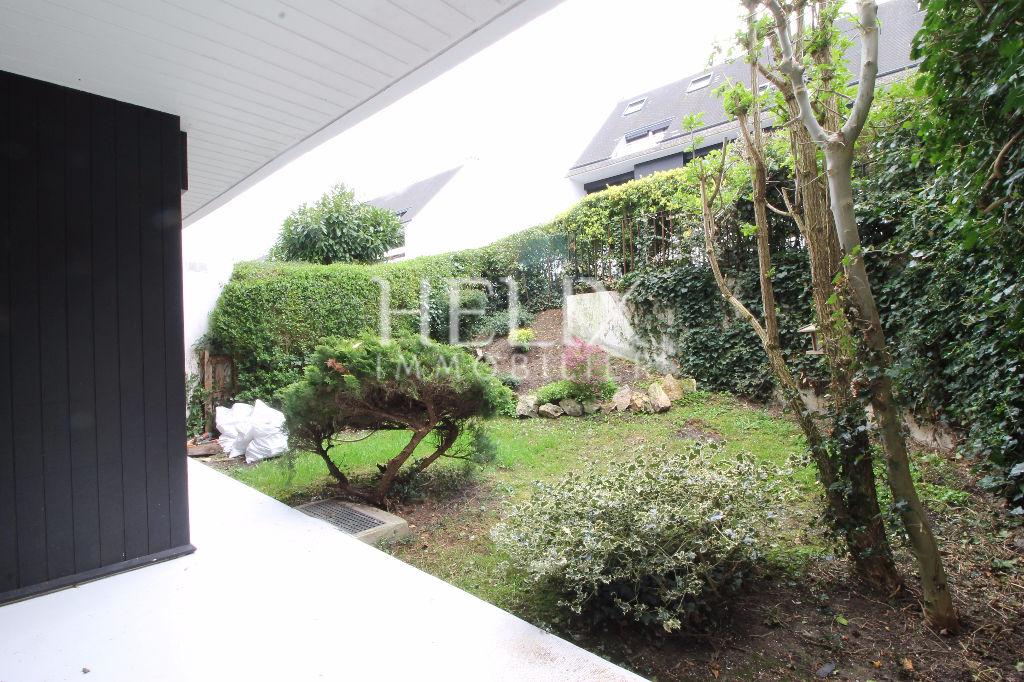 Appartement Fourqueux rez de jardin 76 m²
