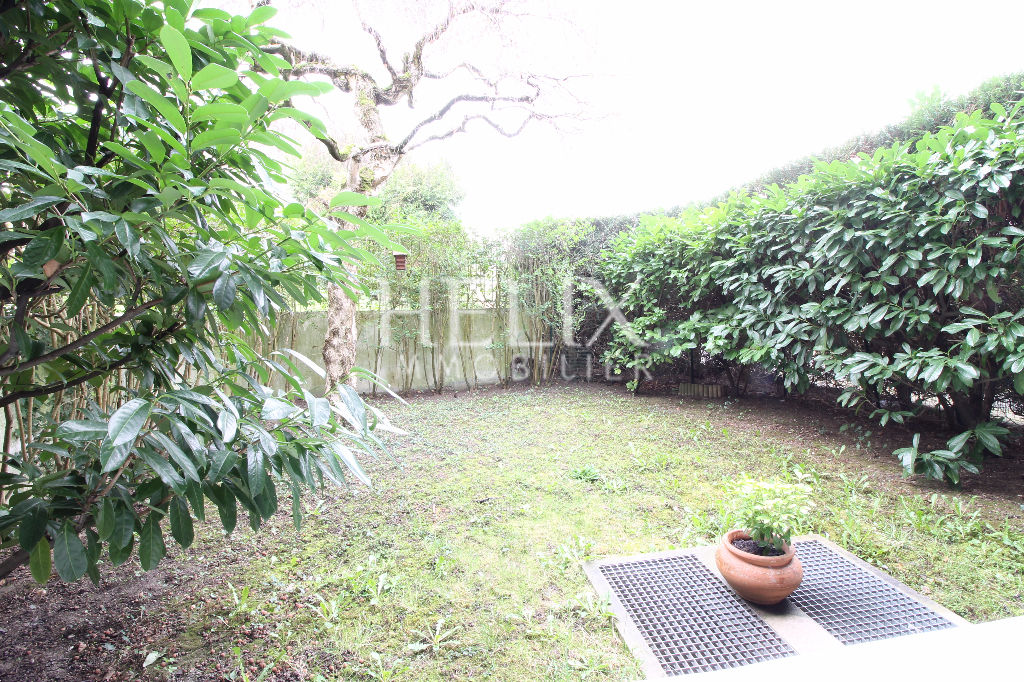 Appartement fourqueux rez de jardin 76 m helix immobilier for Jardin 76