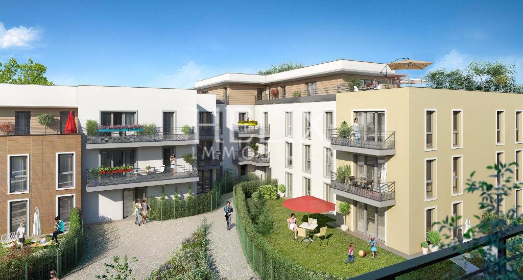 Appartement neuf avec terrasse 3 minutes de saint for Appartement atypique saint germain en laye