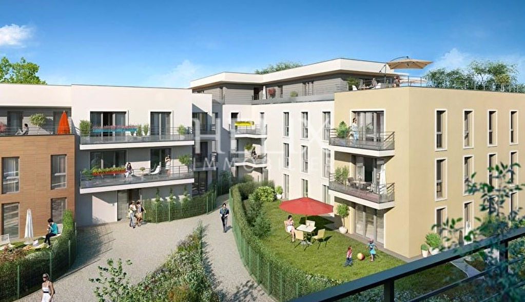 Appartement Neuf avec Terrasse à 3 minutes de Saint Germain en Laye
