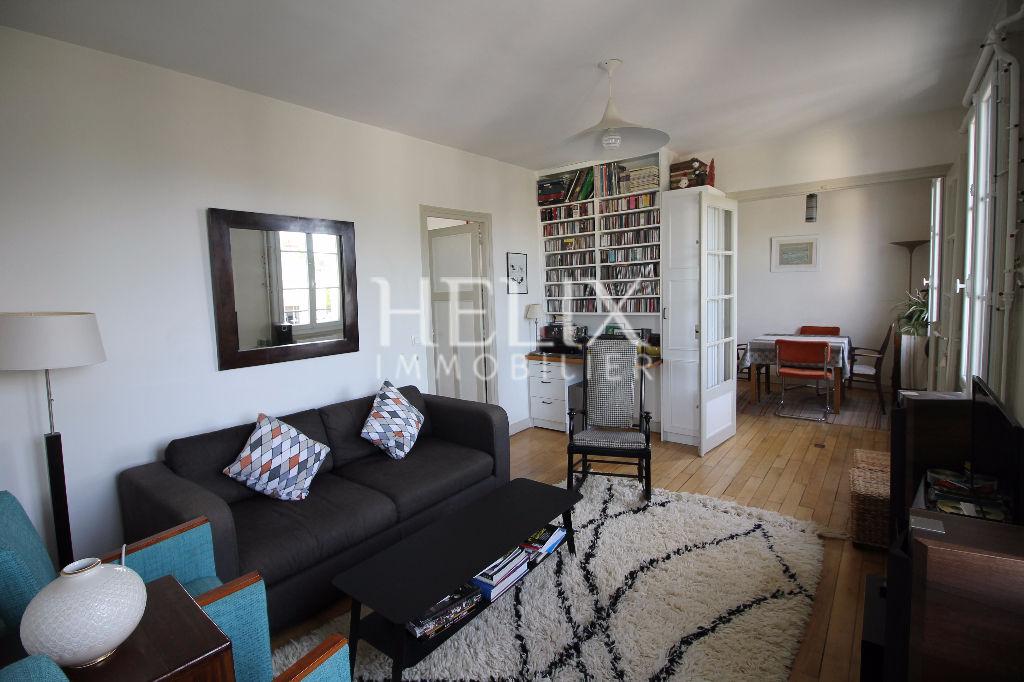 Appartement Saint Germain En Laye 4 pièce(s) 60 m2