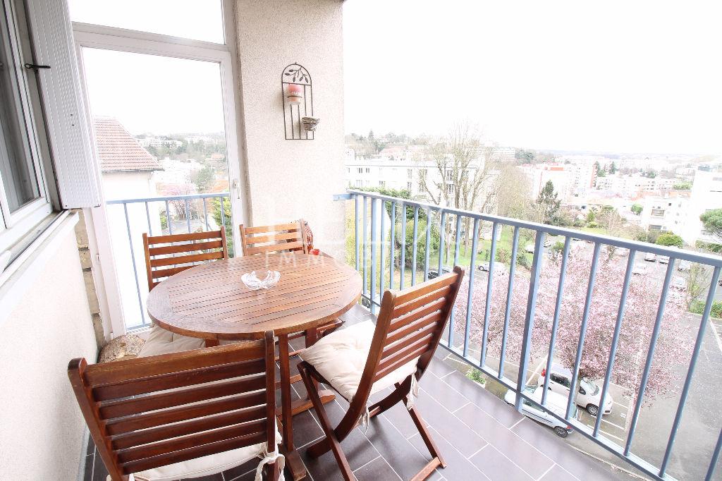 Le Pecq, appartement 4 pièces, 3 chambre, 74m²
