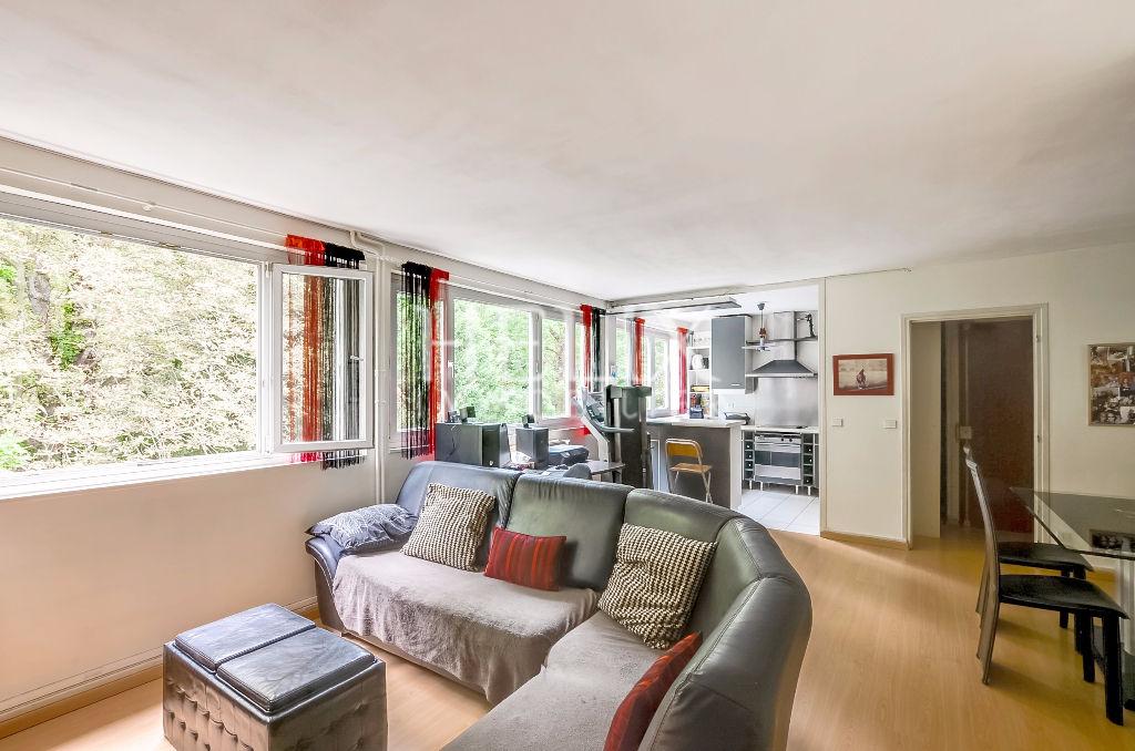Appartement 3 pièces, 2 chambres, 67 m² au Pecq