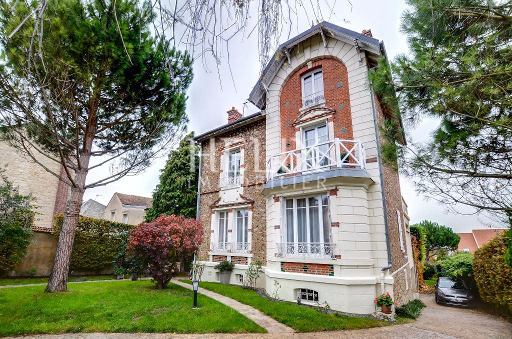 maison d'exception à Chambourcy