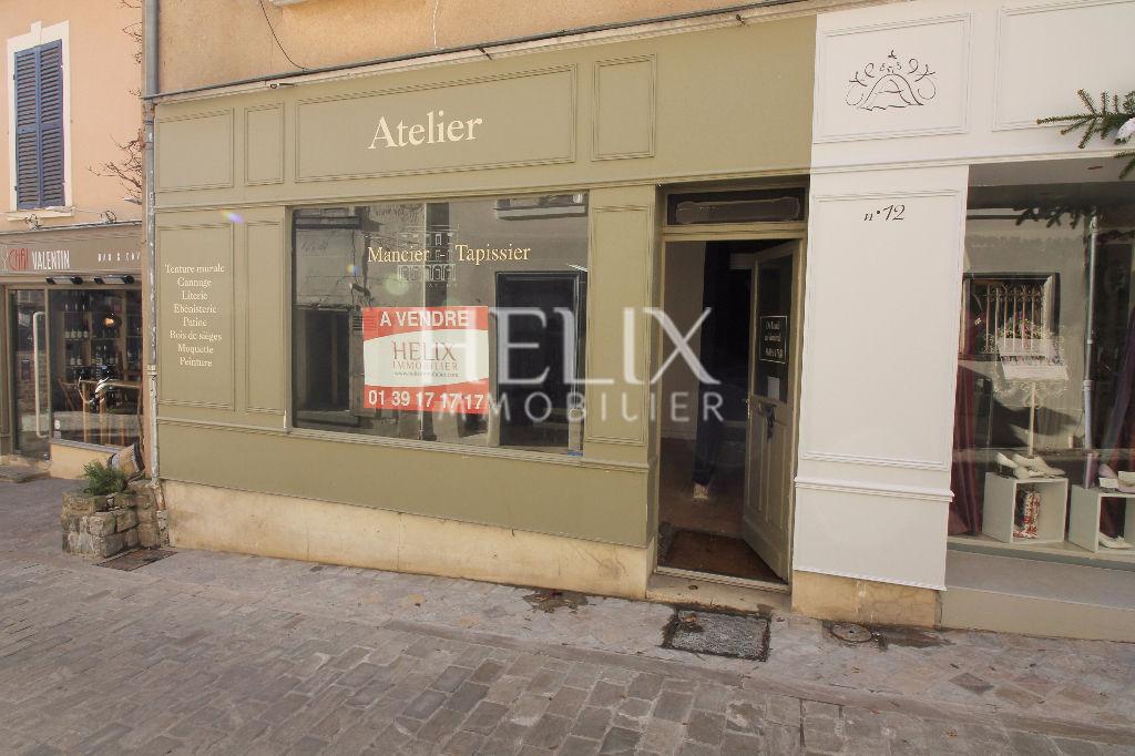 Propiedad Comercial Marly-le-Roi 50 m2 con ventana y el sótano