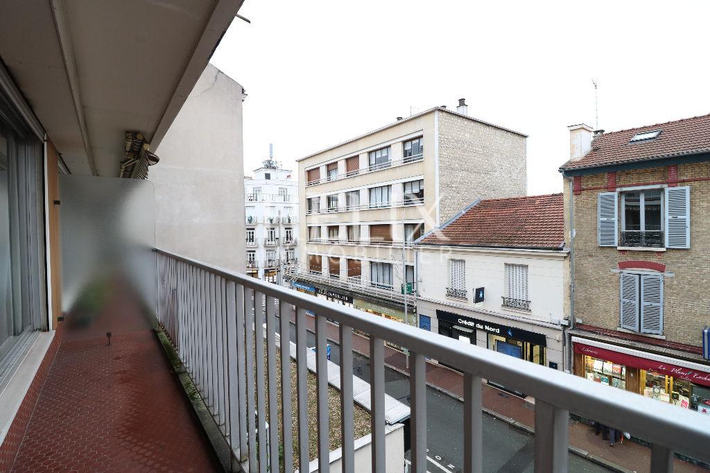 Le Vésinet-centre appartement 2 pièces avec une chambre