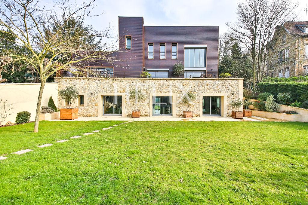 Splendide Maison d'architecte meublée avec piscine 444 M² à Triel- sur- Seine, proche Orgeval