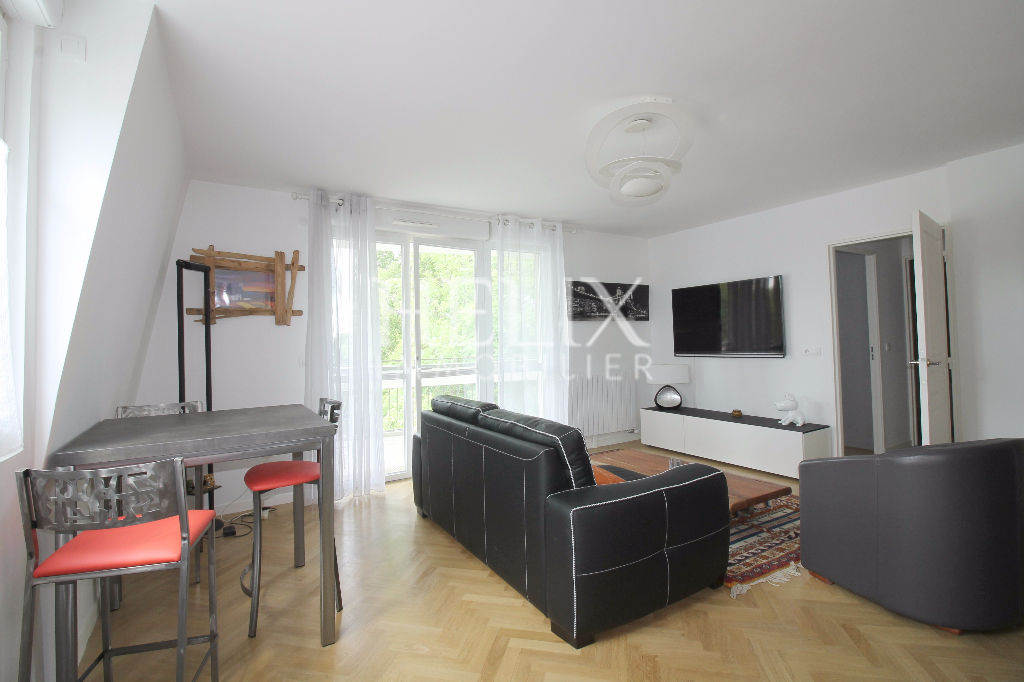 Le Port Marly Appartement  lumineux 69.63 m2