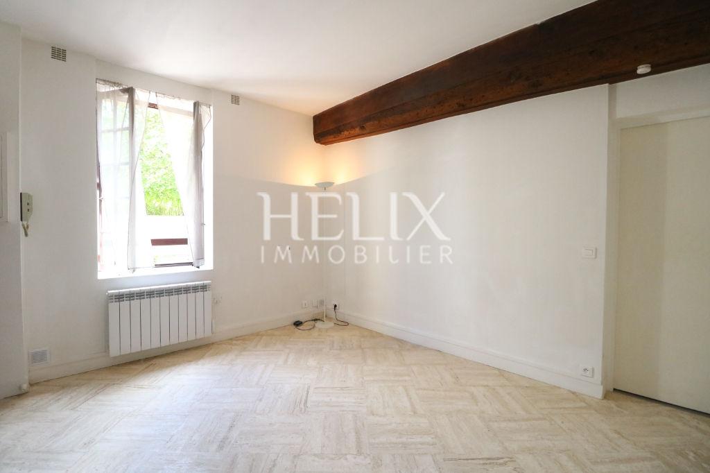 Le Pecq - Côté Vésinet - Appartement 1 pièce de 19 m² - 10 min à pieds RER