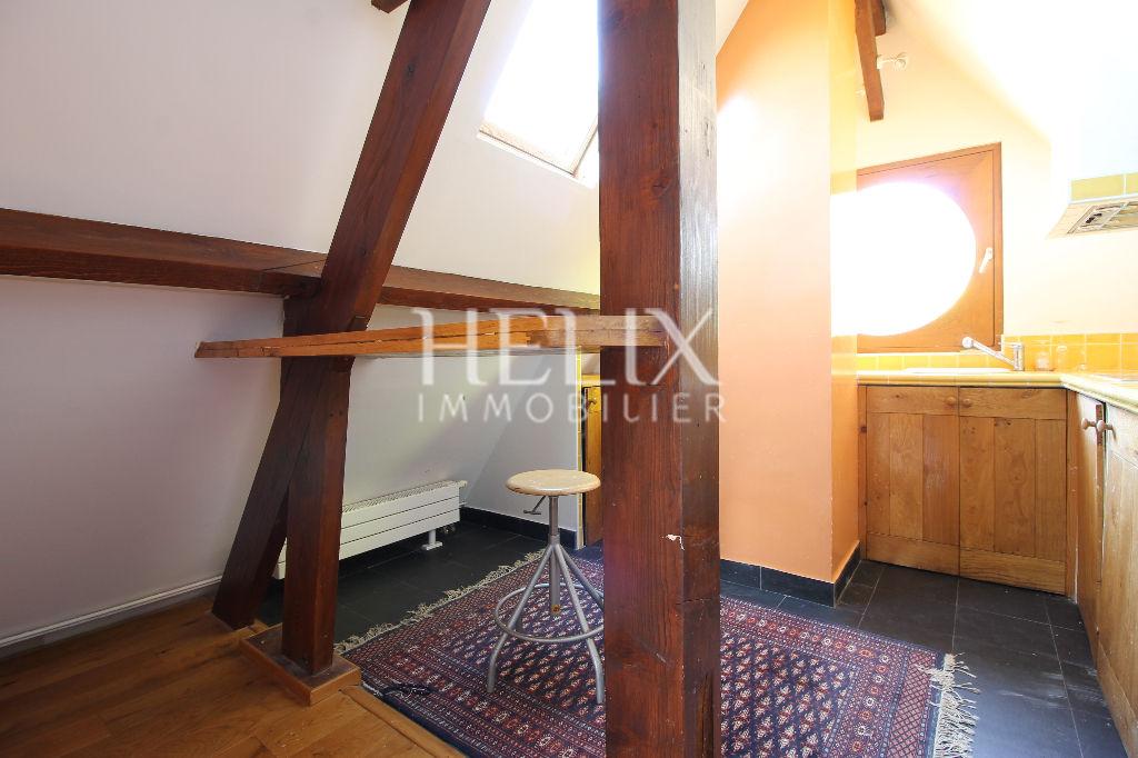 Maison fourqueux 5 6 chambres m helix immobilier - Taxe fonciere surface habitable ...