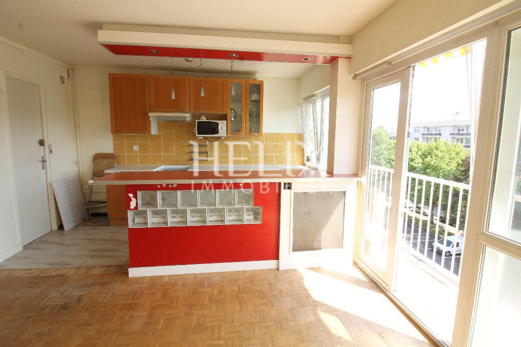 Appartement le pecq 3 pi ces 60 m2 helix immobilier - Taxe fonciere surface habitable ...