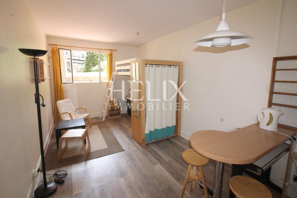 Chambre avec kitchenette de 17 m helix immobilier - Taxe fonciere surface habitable ...