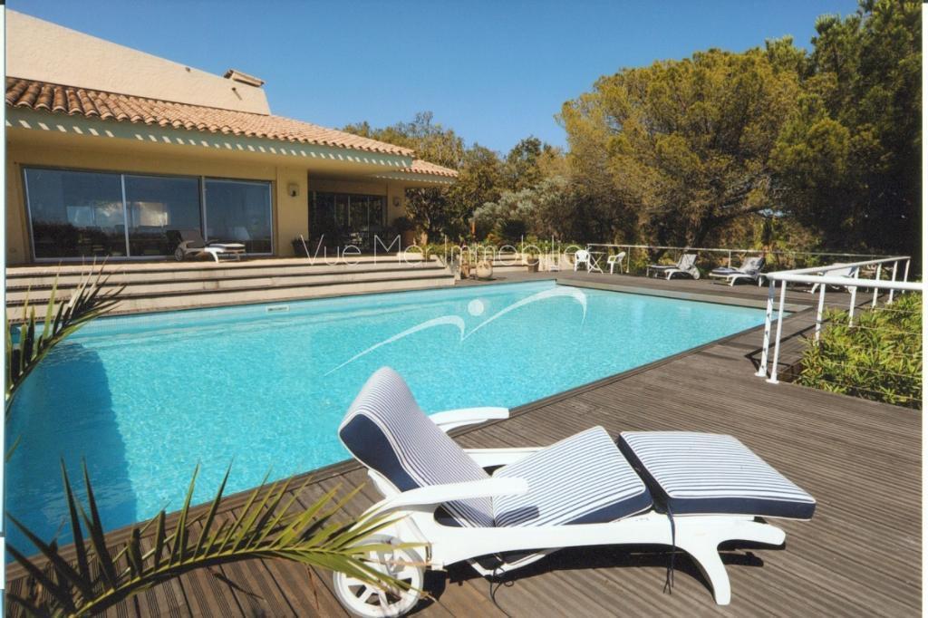 83980 le lavandou vue mer immobilier 83 - Le lavandou camping avec piscine ...