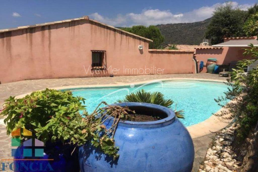Villa T5 Le Lavandou