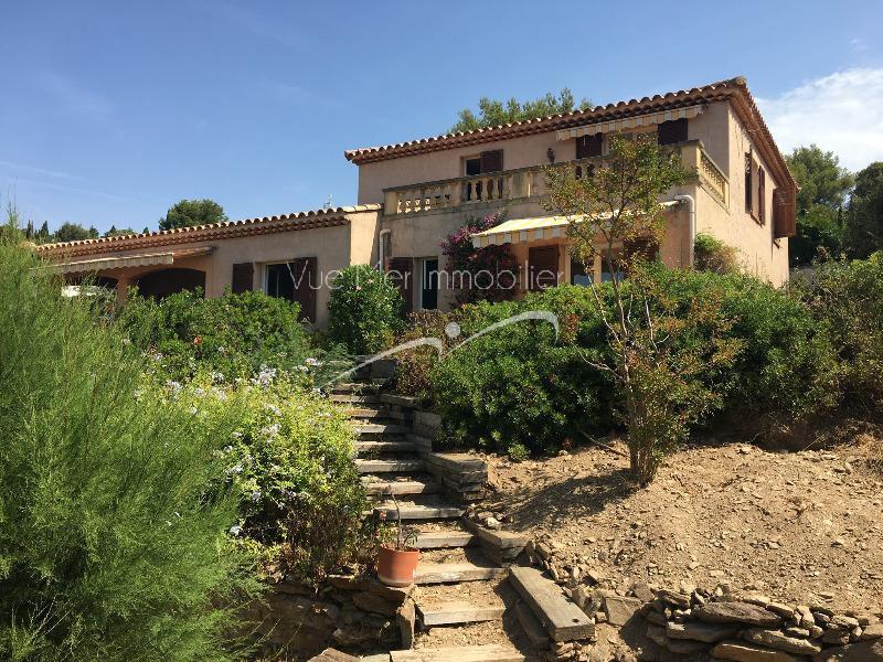 Villa T9 Rayol Canadel Sur Mer